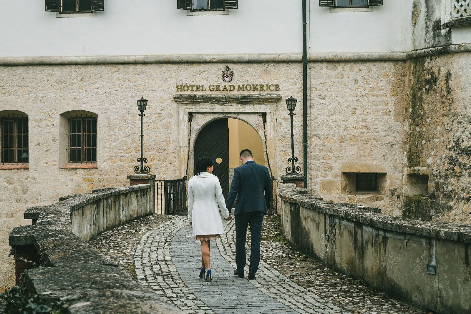 Robert kale weddings Slovenia wedding photographer Mokrice castle