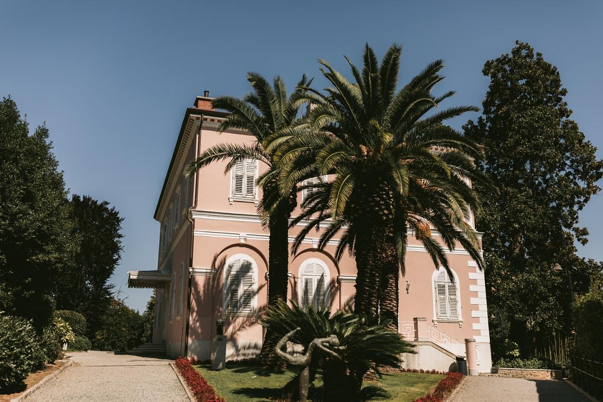 Vjenčanje Opatija