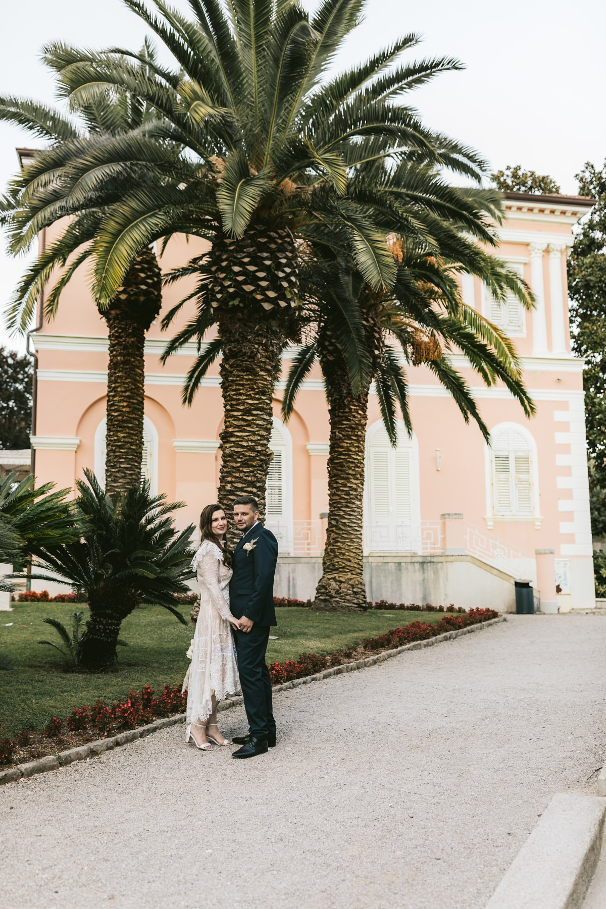 Opatija session malo intimno vjenčanje