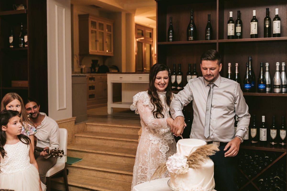 malo intimno vjenčanje opatija robert kale
