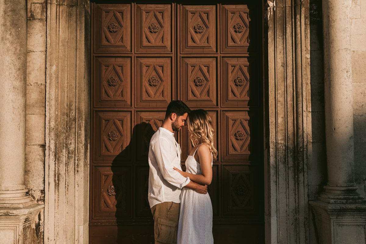 Zadar session fotograf vjenčanja kale