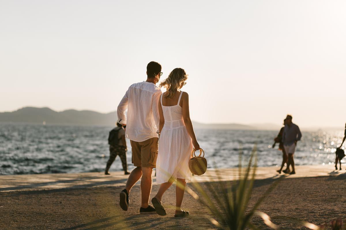Zadar pre wedding fotograf kale