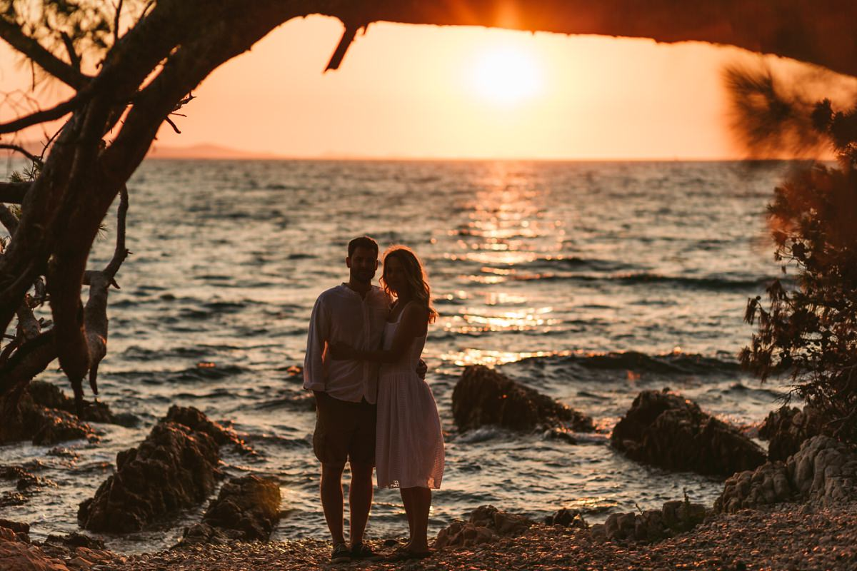 Fotografiranje vjenčanja Zadar robert kale