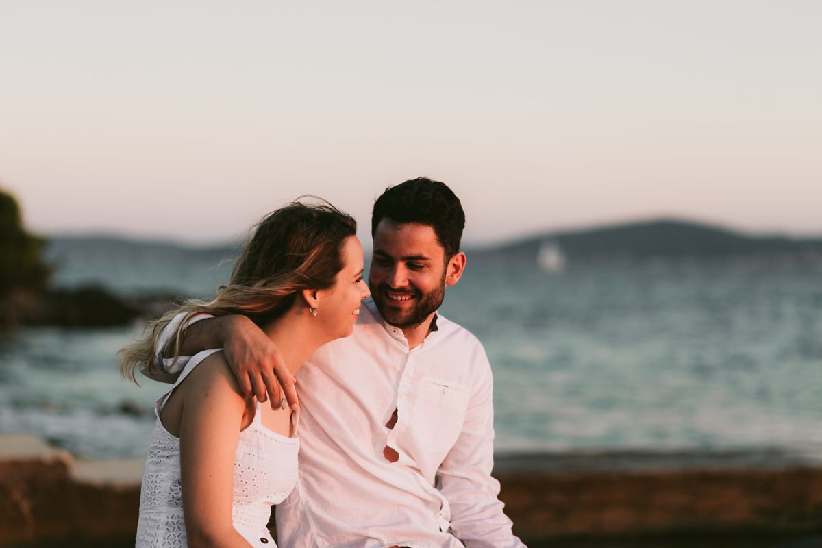 Fotografiranje vjenčanja Zadar