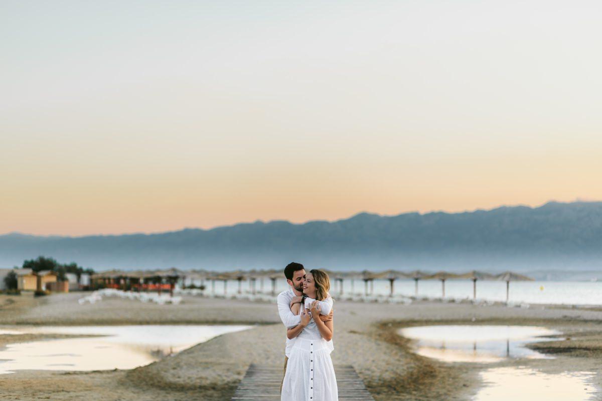 Zadar Nin Kraljičina plaža vjencanje